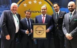 flynas Wins Skytrax Award for Best Low-Cost Airline in the Middle East for Second Consecutive Year