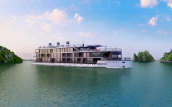 The Lux Group to Launch Vietnam's First Boutique Cruise