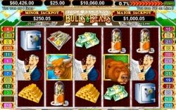 Calida Gaming Launch New Bulls & Bears Video Slot Competition
