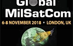 SMi Group Announce Who Will be Attending the 20th Global MilSatCom Conference and Exhibition 2018
