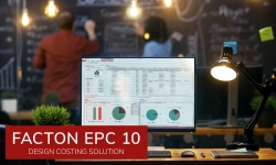FACTON Announces New Features to Keep Product Costs in Check Together: Version 10 of the FACTON EPC Design Costing Solution