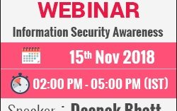 InfoSec Train Launches Extensive Workshops on Information Security & Cloud
