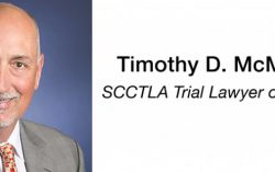 Personal Injury Attorney Timothy McMahon Named 2018 Trial Lawyer of the Year