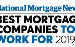 Premier Nationwide Lending Named 2019 Best Mortgage Company to Work for