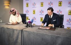 Turki Al Sheikh Signs Several MoUs and Agreements in London to Support the Development of the Saudi Entertainment Sector