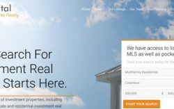 Ohio Investment Real Estate Broker Launches New Property Search Website