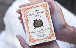 Solid Conditioner Bars Latest Addition to Three Sisters Apothecary Natural Artisan Hair Care Line