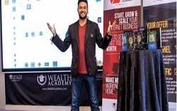 "Forbes' ""Digital Trendsetter"" and Digital Marketing Guru, Shaqir Hussyin Shares Trade Knowledge with 550,000+ Online Students to Build Million-Dollar Brands"