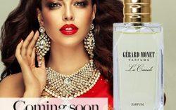 Gerard Monet Parfums Offer A New Perfume For Women 'La Cascade'