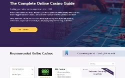 CasinoGuide Relaunches for the Second Time in Less Than a Year