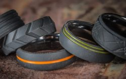 Titanium-Buzz Announces a New Collection of Stylish Black Rings for Men