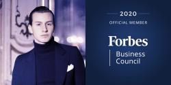 Giovambattista Scuticchio Foderaro Takes Part in Forbes Business Council