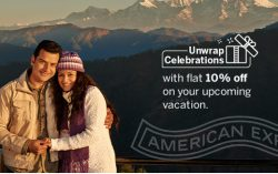 American Express Card and Thomas Cook brings you experiences packed with exclusive benefits.
