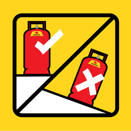 how to detect if a gas cylinder is expired