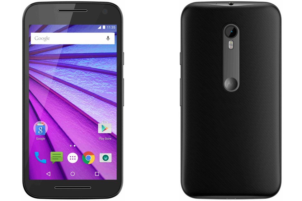 Moto G third generation